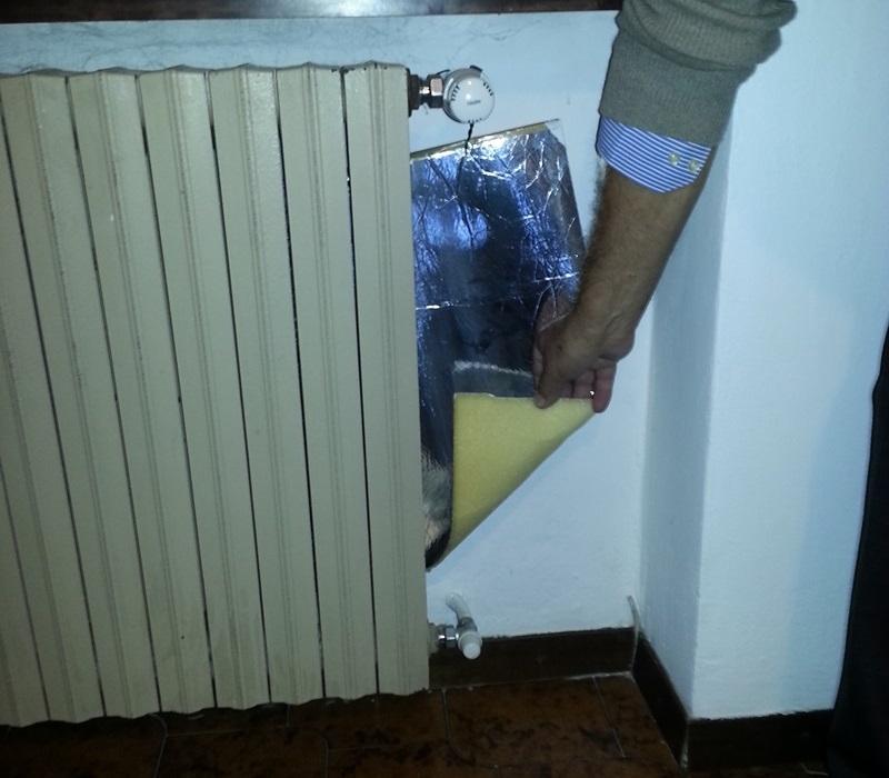 Peque as soluciones para el ahorro energ tico de su - Lamina aislante termico ...